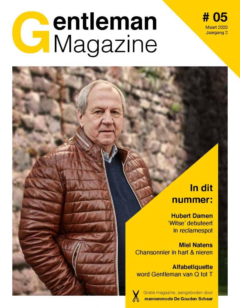 Gentleman Magazine #5 1