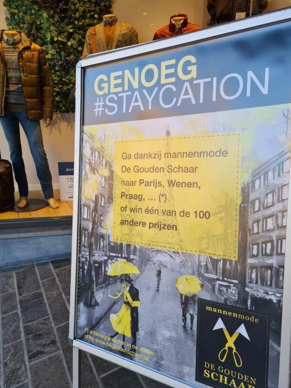 Genoeg #staycation! Met De Gouden Schaar op reis! 14
