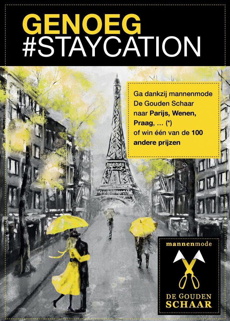 Genoeg #staycation! Met De Gouden Schaar op reis! 1